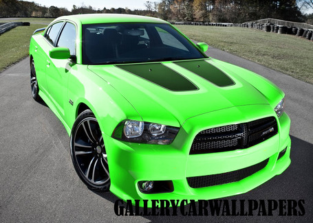 2012-dodge-charger-srt8-super-bee-green-color-front-angle_medium