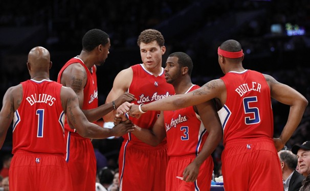 Los Angeles Clippers Team