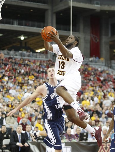 Harden and ASU get the best of the Good ole' Boys