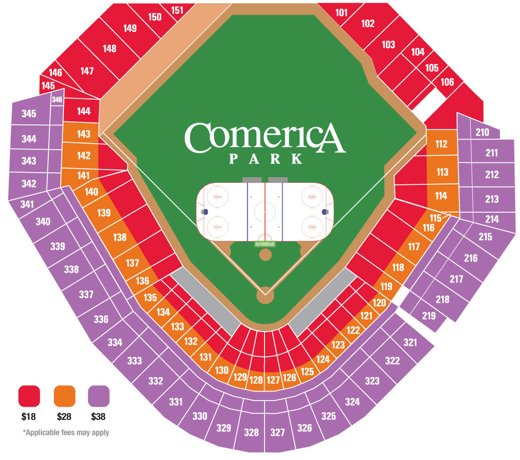 2013 Winter Classic Ticket Prices, Seating Chart Released - SB ...