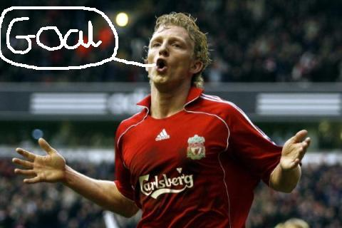 Another match winner by Kuyt