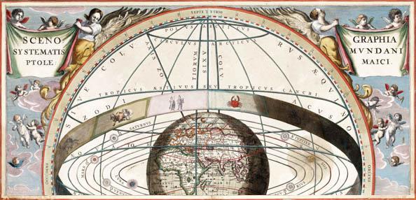 ptolemaic solar system