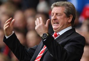 Anguished Hodgson