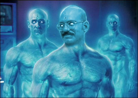 Dr. Manhattan Funke