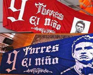 Torres signs
