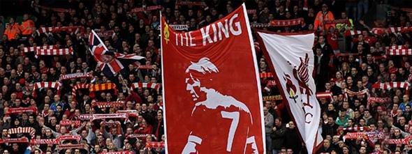 King Kenny Dalglish Banner