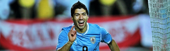 luis suarez uruguay