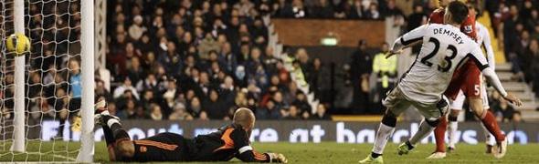 dempsy liverpool goal