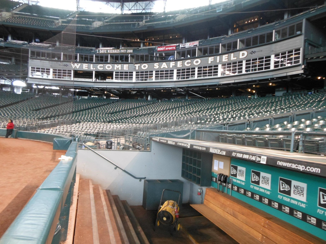Trip Report Hated Mariners Country Gaslamp Ball