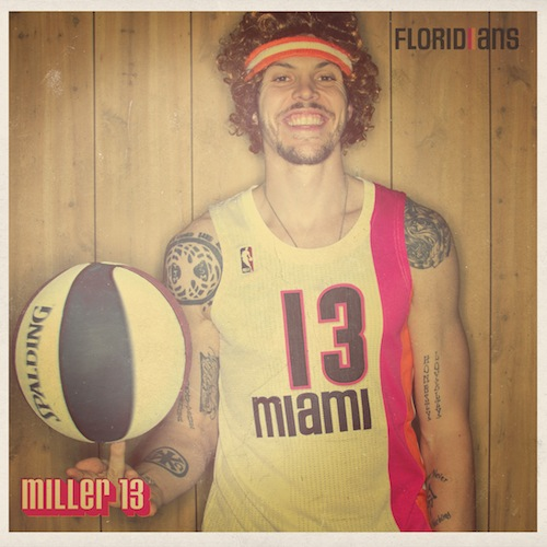 Mike Miller Miami Floridians