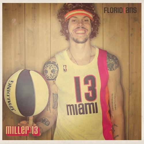 Mike Miller Miami Floridians
