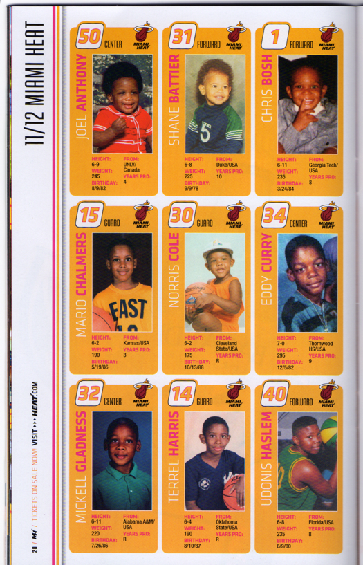 Heat_baby_roster