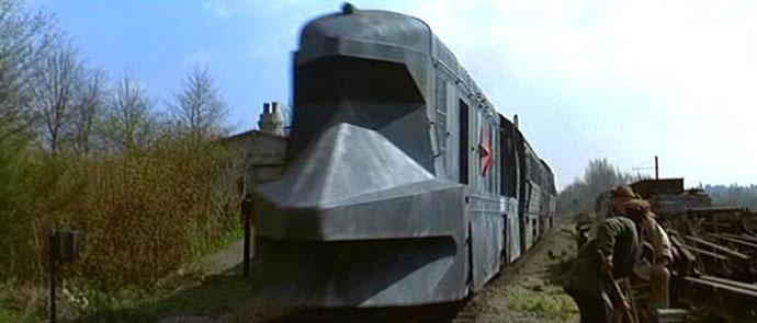 Armour-train
