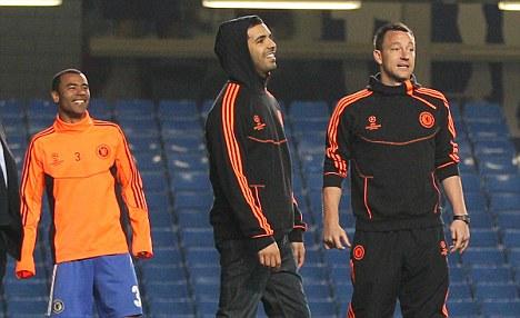 Chelsea v Benfica