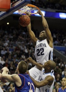 NCAA American Villanova Basketball
