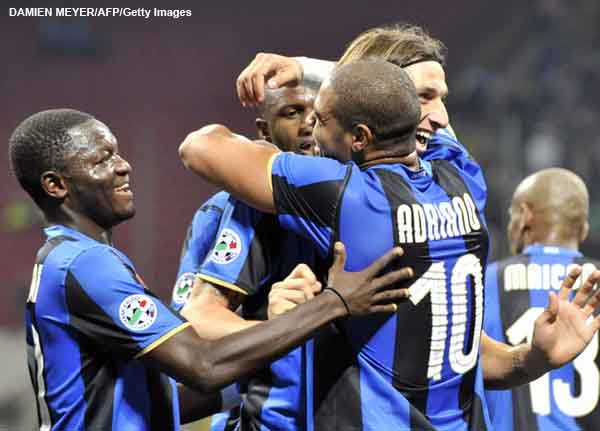 Inter beat Bologna 2-1 on matchday 6 at the San Siro