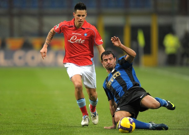 Hamsik making us work for it