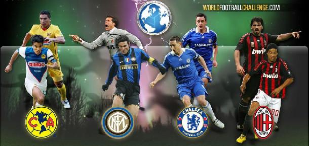 World Football Challenge Ad