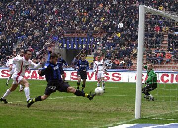 Bobo saved the day the last time Bari came to the San Siro in Serie A