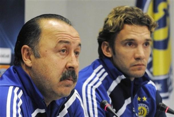 Ukraine Champions League Soccer