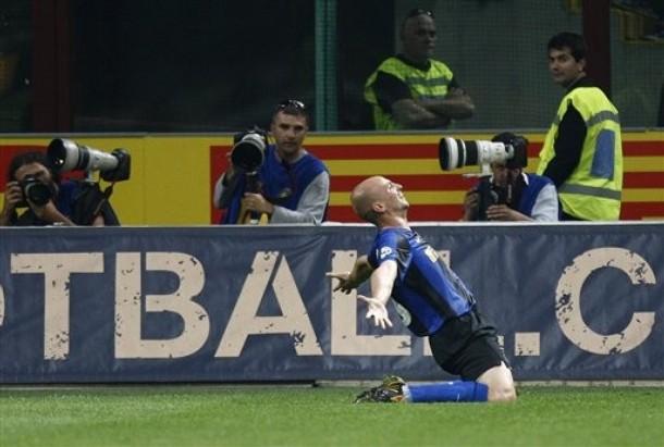 Cambiasso opens the scoring last season