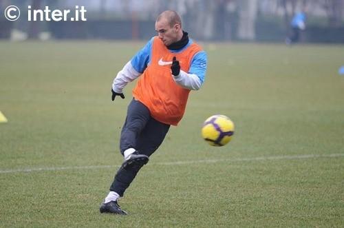 Sneijder pre bari