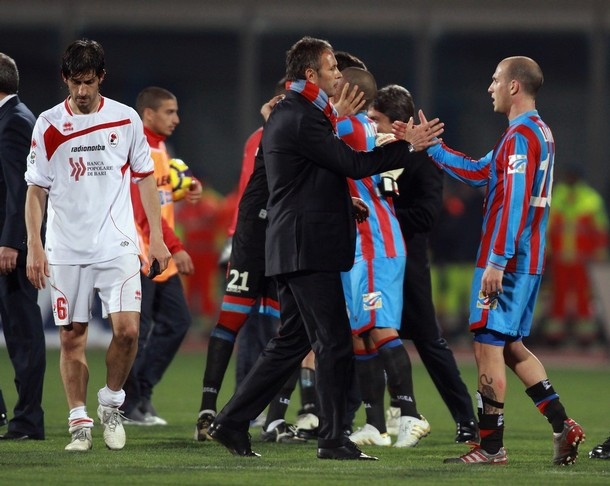 Sinisa at Catania