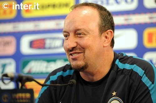 Rafa Benitez, Press Conference 1