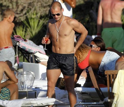 sneijder ibiza