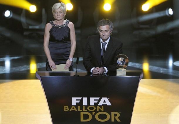 FIFA World Coach of the Year 2010