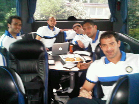 On the Way to Parma