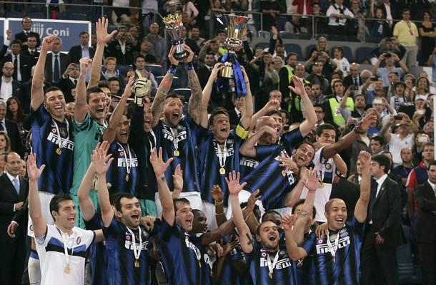 Lucky Number 7 Coppa Italia Win