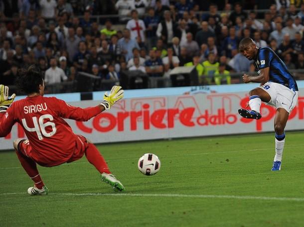 Samuel scores for Inter... Again