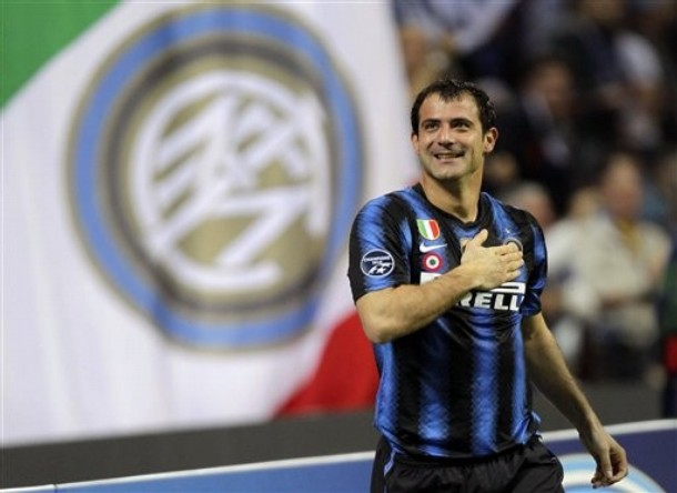 Dejan Stankovic black and blue to the core