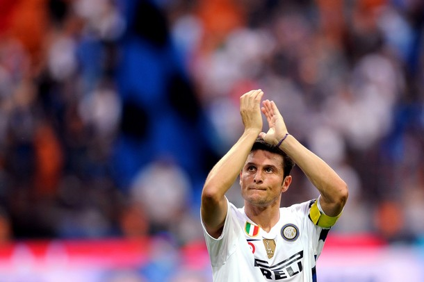 Javier Zanetti: Football God