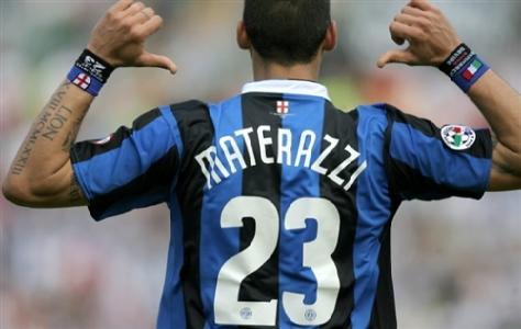 materazzi goal celebration