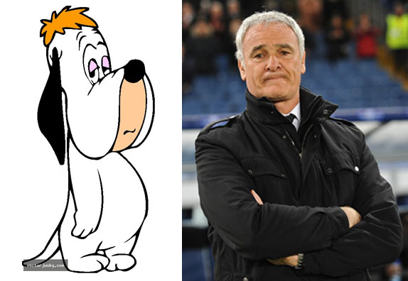 droopy Claudio
