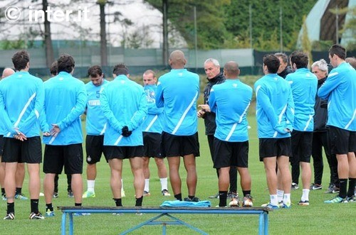 pre catania training