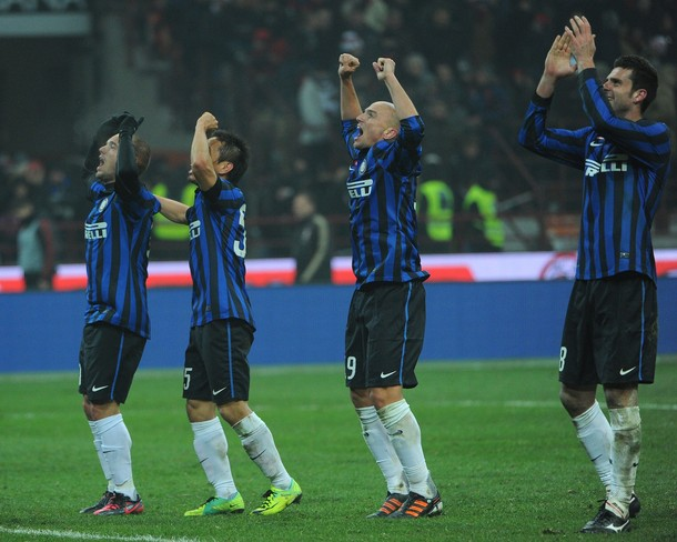 Milan 0 Inter 1 We Win The Derby!