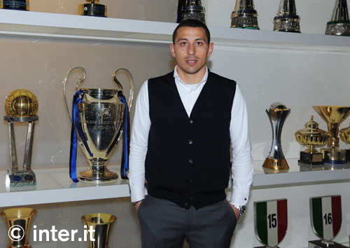 Palombo comes to Inter