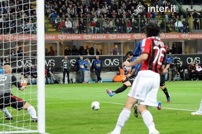 milito derby goal