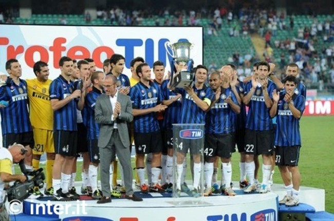Tim trophy win 2011