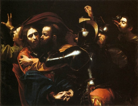 Caravaggio_-_taking_of_christ_-_dublin_medium