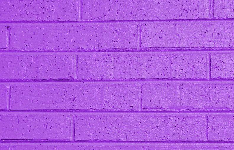 purple_painted_brick_wall