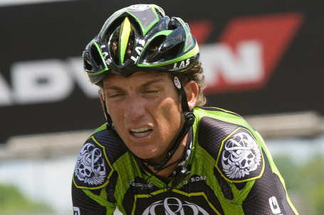 Tyler Hamilton admits doping