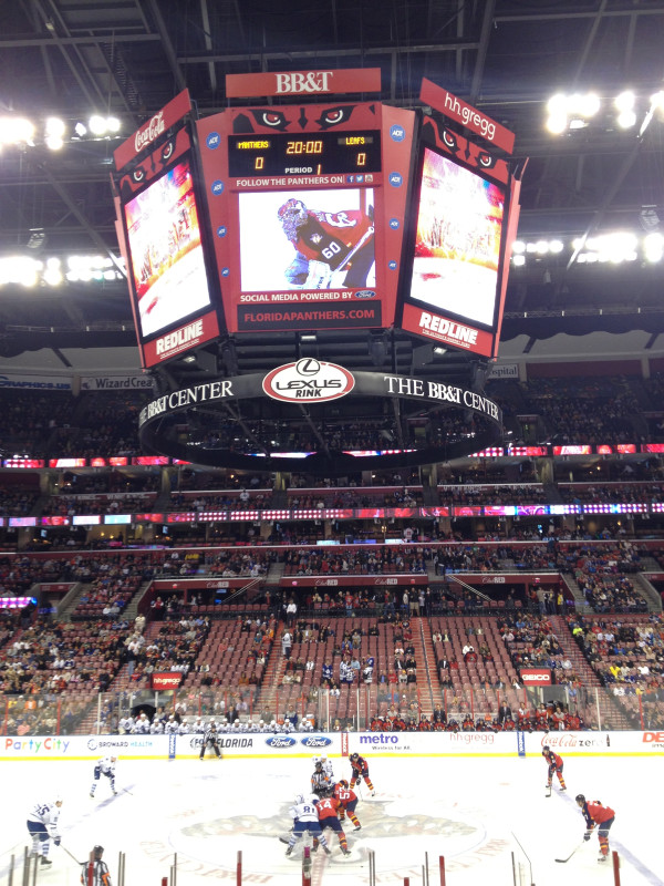 Puck Daddy's Most Disappointing Summer Series: Florida Panthers…