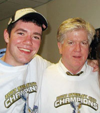 Brendan and Brian Burke