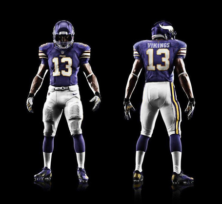Vikings Uniforms