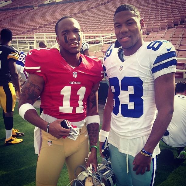 49ers Rookies Enjoying NFLPA Rookie Premiere In LA