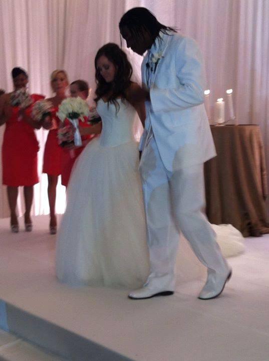 RG3 Wedding